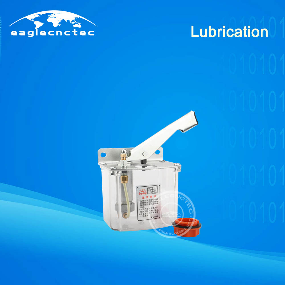 Lubrication Oil Pump Lubrication System for CNC Router Machine