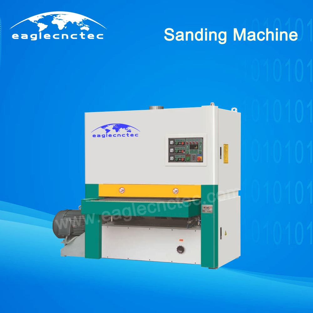 Wide Belt Sander Woodworking Sanding Machine