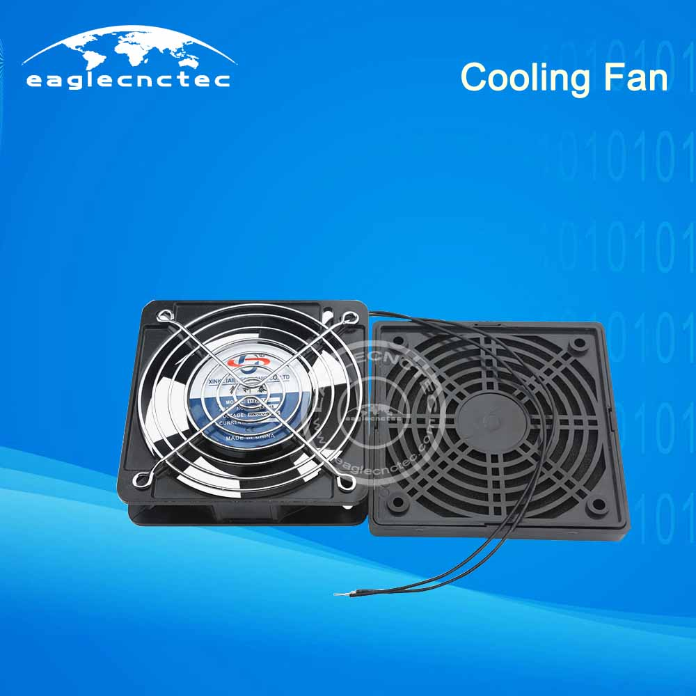 Cooling Fan for CNC Router Electronic Control Cabinet