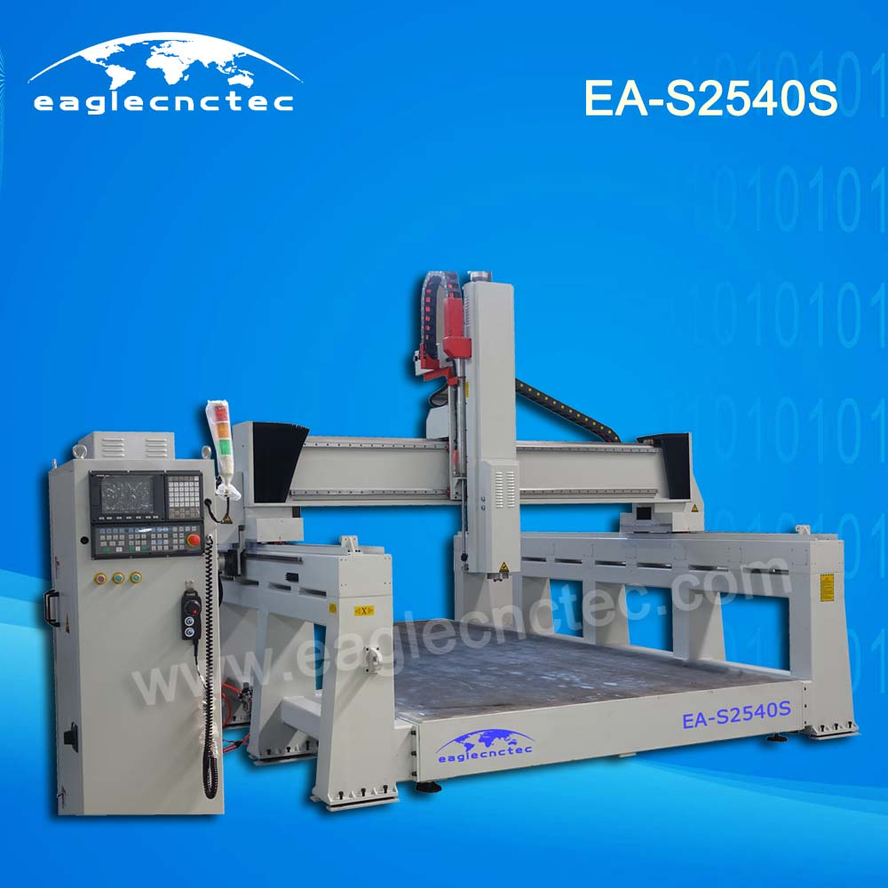 CNC Gantry Type Milling Machine For Wood Mould Making