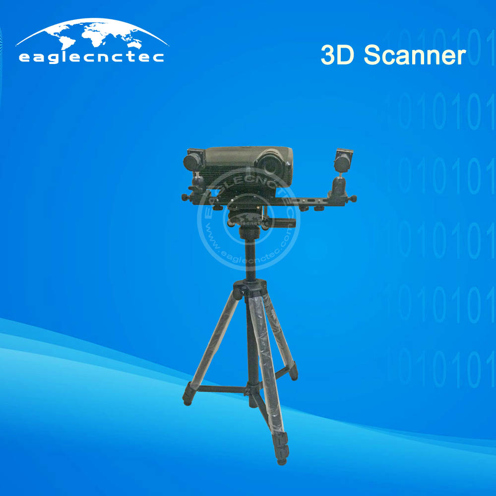 Industrial 3D Scanner for Wood Carving | Furniture & Mould Industry