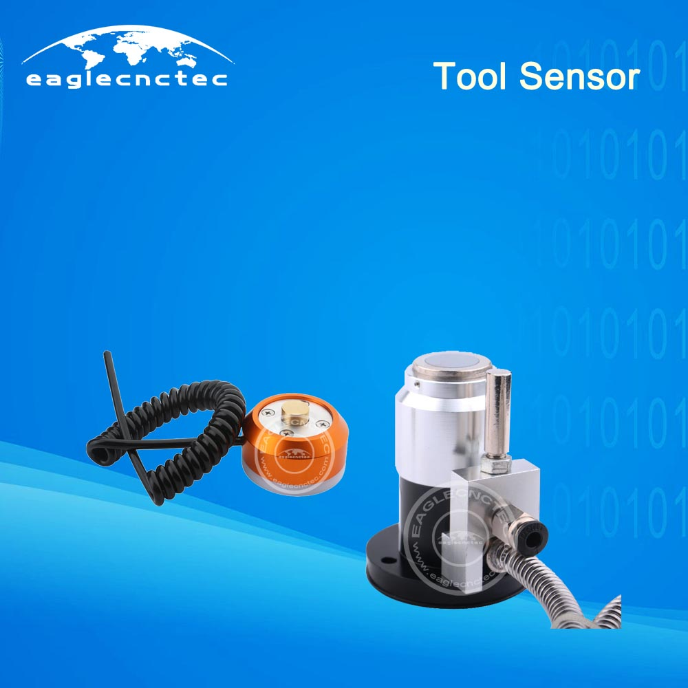 CNC Tool Calibration Length Sensor Tool Offset Setting Sensor for Wood Router Machine