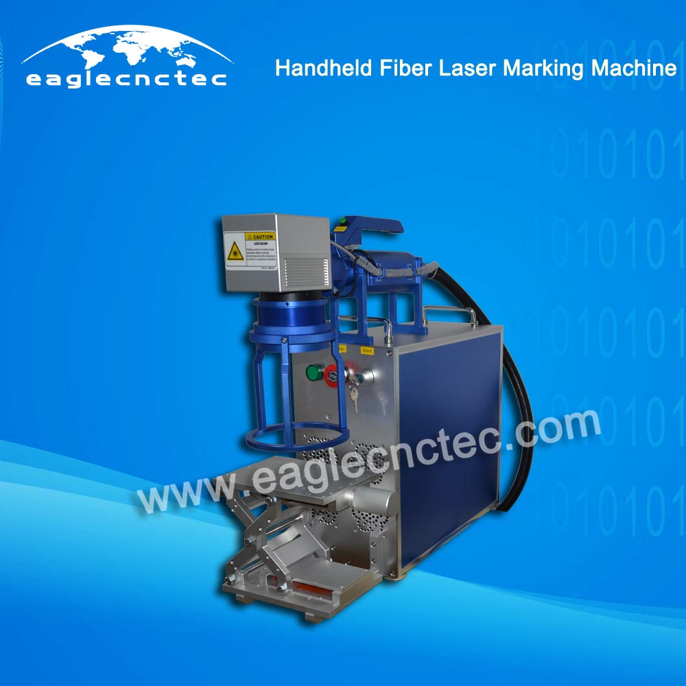 Handheld Marking Machine with 20w Fiber Laser