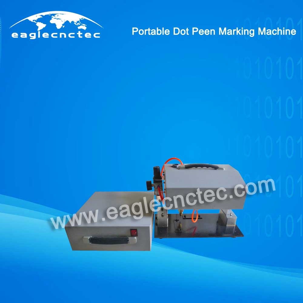 Portable Dot Peen CNC Marking Machine