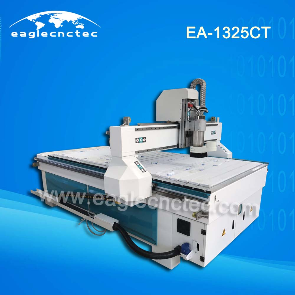 Digital Wood Carver CNC Wood Router 8x4 with Small Footprint