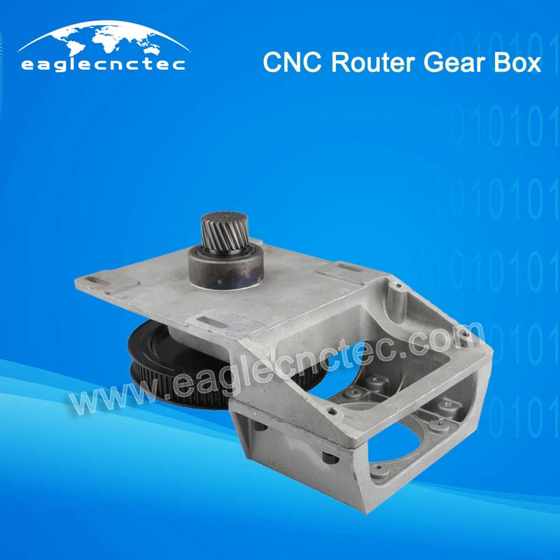 CNC Router Gear Box Assembly Kit With Full Accessories