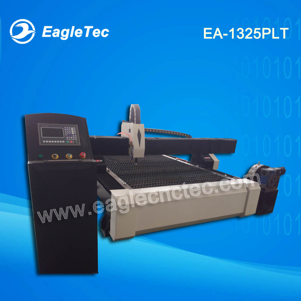 Round Tube & Sheet Metal Cut Solution – Plasma Pipe Cutting Machine with Rotary 300mm Diameter