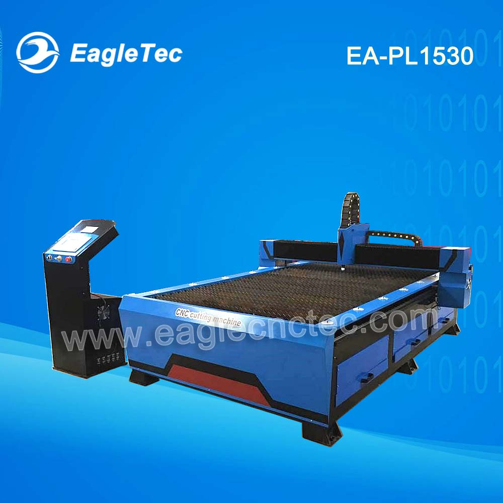 Industrial 5x10 Affordable CNC Plasma Table with 105amp Hypertherm Generator 1500x3000mm