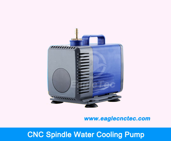 cnc spindle water cooling pump