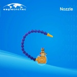 Nozzle of Tool Cooling System for Stone Working CNC Engraving Machine