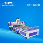 Office Furniture Nesting Machine CNC Wood Cutter with Boring Unit