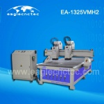 Double Heads CNC Router Wood Cutting Machine
