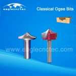 Roundover Classic Ogee Router Bit