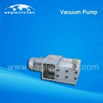 CNC Vacuum Pump 5.5KW 7.5KW Dry Type Rotary Vane and Water Ring