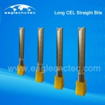 Long CEL Plunge Straight Flute Router Bits