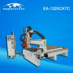 Carousel ATC Automatic Tool Changer CNC Router for Cabinet Making Size 1300x2500mm