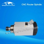 CNC Router Spindle Motor 1.5kw/2.2kw/3kw/4.5kw 6kw Air Cooled