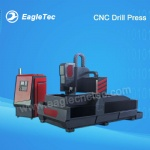 CNC Drill Press for Hole Drilling on Flange & Square Guideway 1000x2000mm